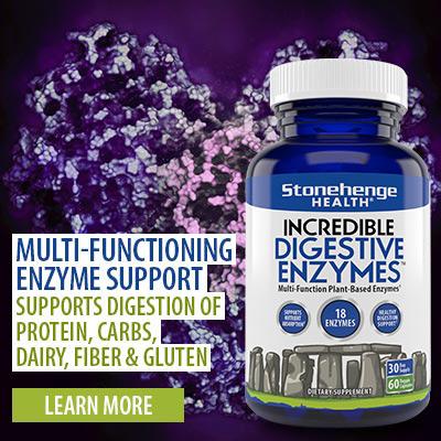 Incredible Digestive Enzymes