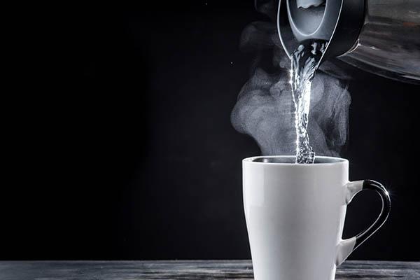 Image result for taza de agua caliente