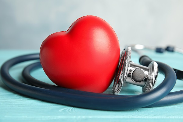 stethascope and heart