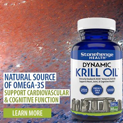 Dynamic Krill Oil