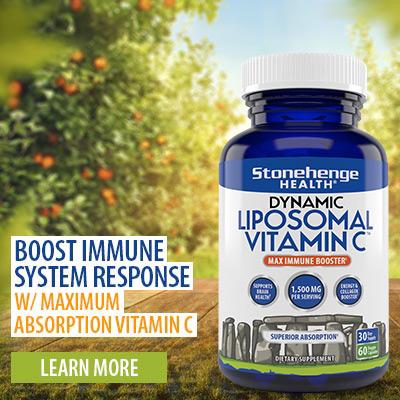 Dynamic Liposomal Vitamin C