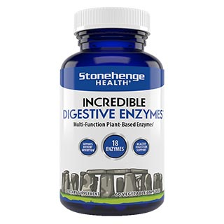 Incredible Digestive Enzymes